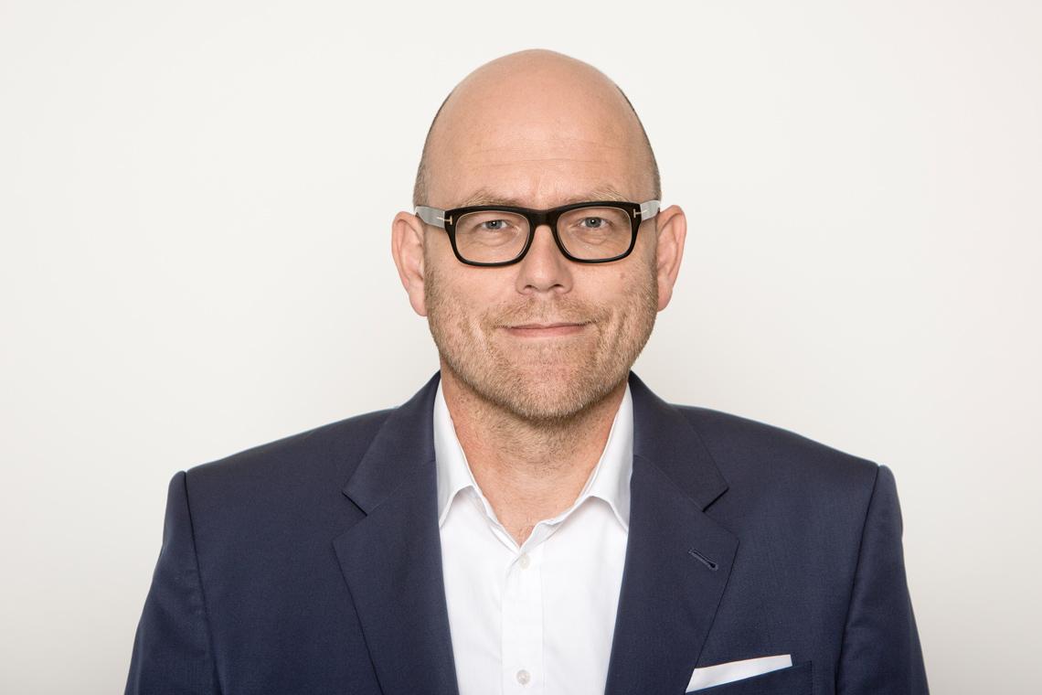 COO Bernd Fricke