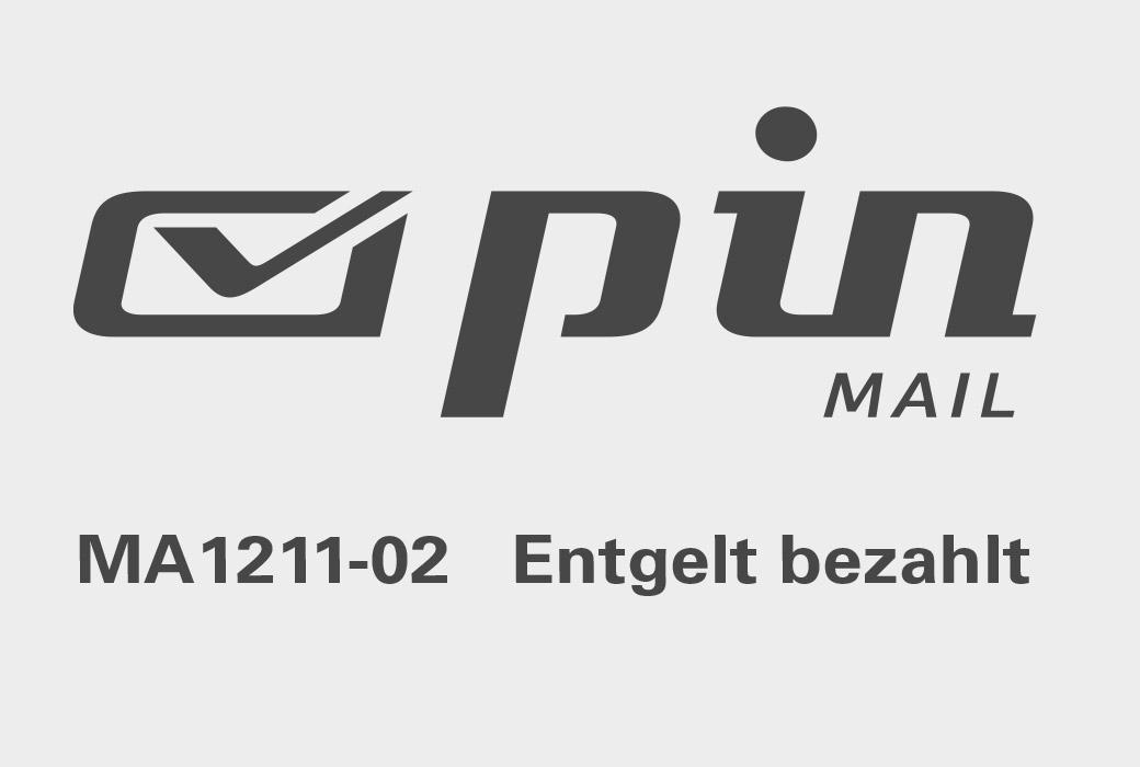 PIN Freimachungsvermerk