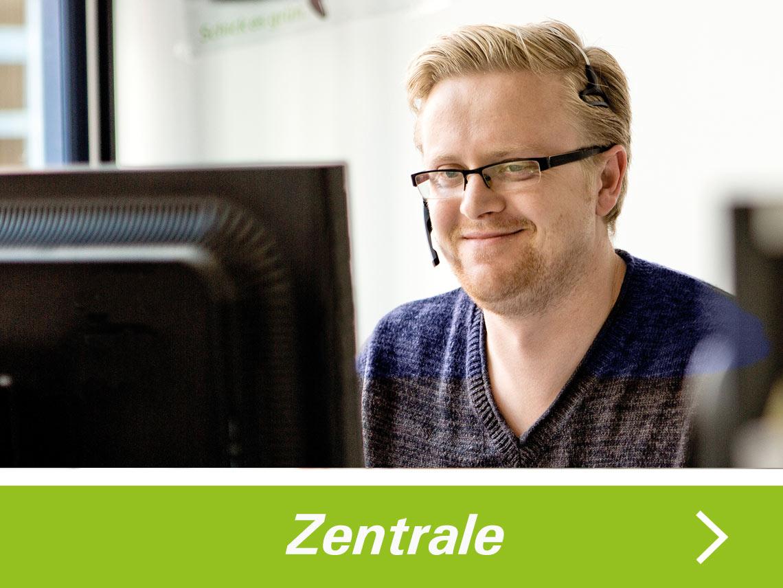 Karriere Zentrale PIN AG