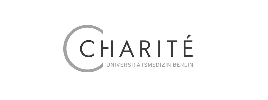 Logo der Charité Universitätsmedizin Berlin