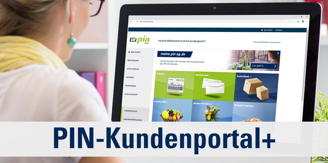 PIN-Kundenportal+ - Homeoffice