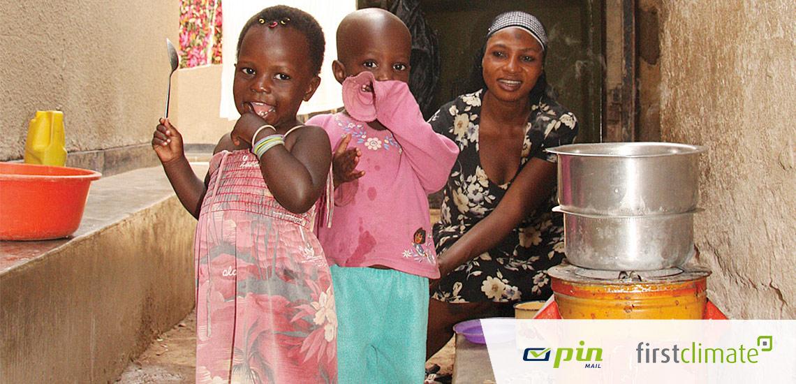 Kochöfen Uganda - Projekt First Climate