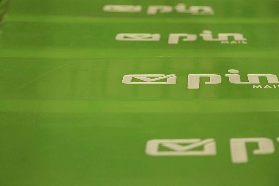 PIN Mail AG - Schick es grün