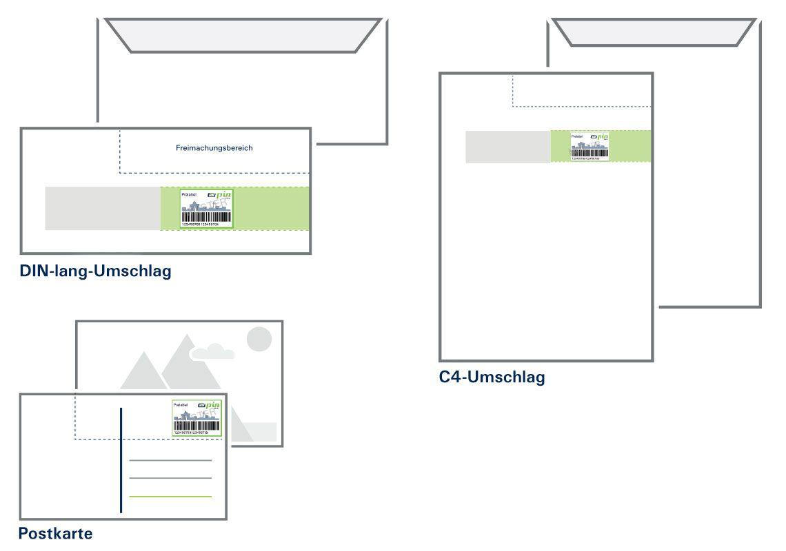 prelabel komfortable freimachung f r gesch ftspost. Black Bedroom Furniture Sets. Home Design Ideas