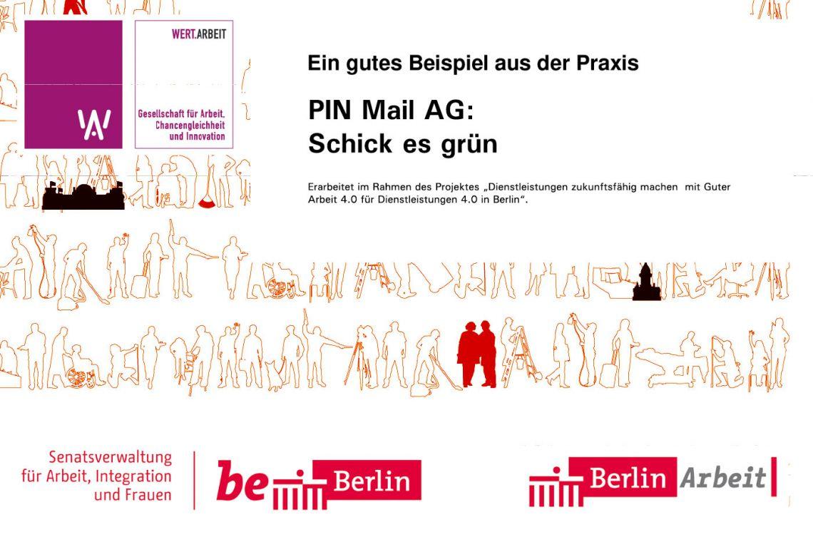 Dienstleistungen 4.0 - Ein gutes Beispiel aus der Praxis: PIN Mail AG