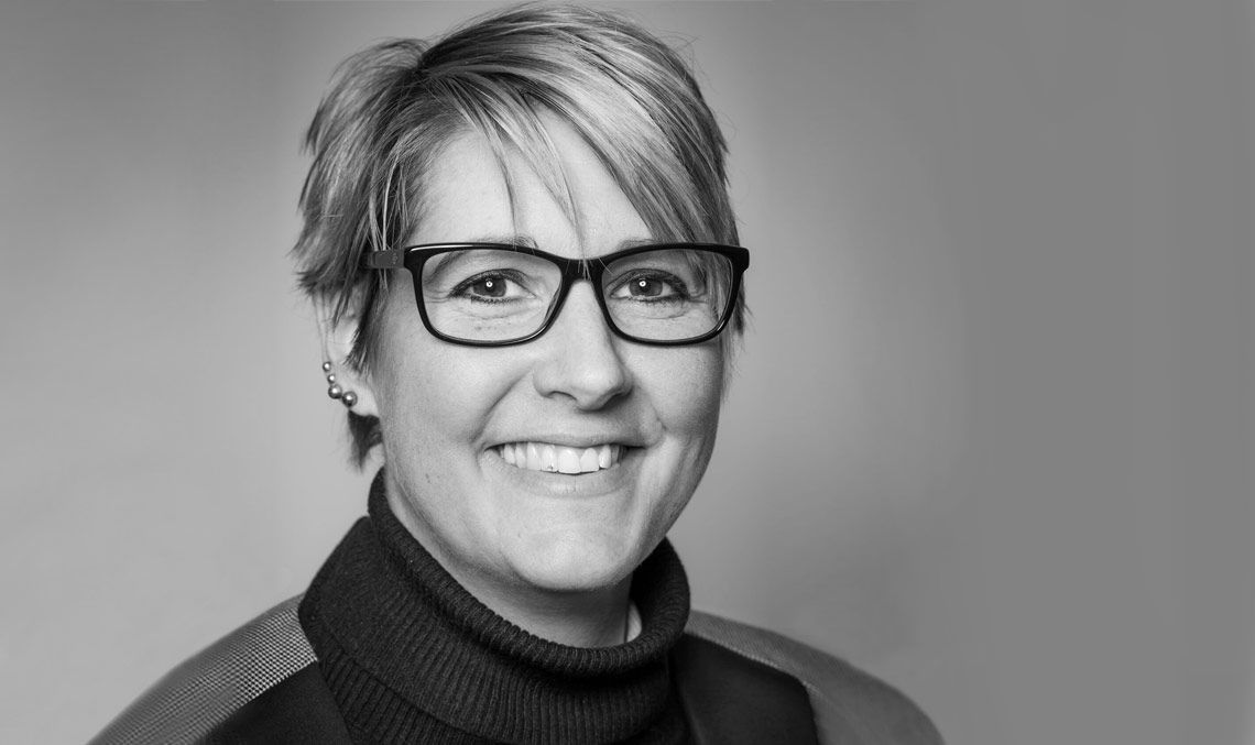 Martina Noack - neue Abteilungsleiterin Personal der PIN AG