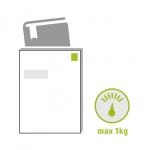 Icon - Büchersendung Maxi - Buch in C4-Umschlag